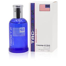 N.Y SPORT, Our Version of POLO SPORTS ,3.4 fl.oz. Eau De Toi