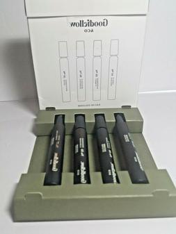 Goodfellow & Co Eau De Cologne Spray Sampler Scents 0.5 oz