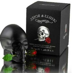 SKULLS & ROSES By Ed Hardy 2.5 oz 75 ml Men Cologne EDT Spra