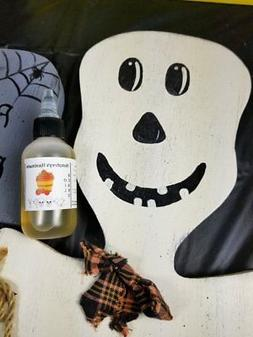 SPOOPY Men's Beard Oil Serum, Apple Cider Halloween Autumn S