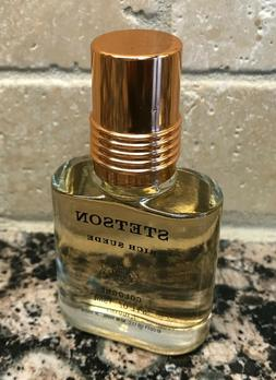 stetson rich suede by men s fragrance