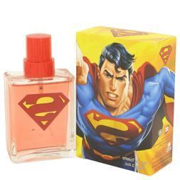 Superman Cologne By CEP FOR MEN 3.4 oz Eau De Toilette Spray
