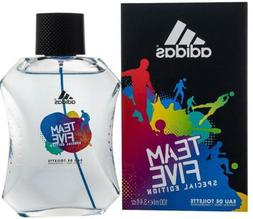 Adidas Team Five By Adidas Edt Spray 3.4 Oz
