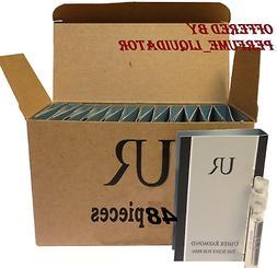 UR cologne for men EDT 41 vial SAMPLE in a card SPRAY RAYMON