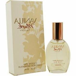 Vanilla Musk Perfume by Coty 1 oz Cologne Spray for Women NE