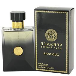 Vérsácé Pour Homme Oud Noir Cologne for Men 3.4 oz Eau De