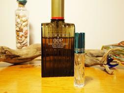 Vintage Aramis 900 Herbal Cologne 3ml Sample Glass Spray *Pl