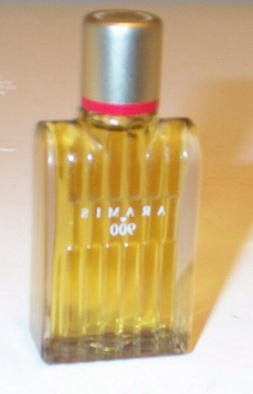 Vintage Aramis 900 Men's Cologne Travel Size 1/4oz Splash Fu