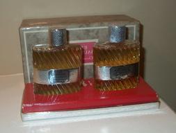 Vintage Dior EAU SAVAGE For Men 1.9 oz Eau De Cologne & 1.9