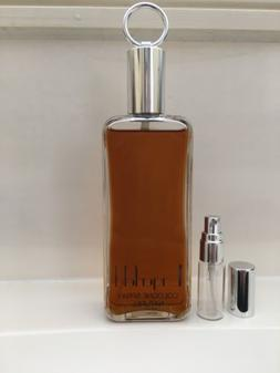 Vintage Lagerfeld Cologne Spray Naturel 5 ml Spray SAMPLE ON