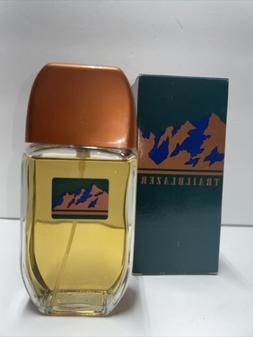 "Vintage Avon ""Trailblazer"" Natural Spray Cologne for Men"