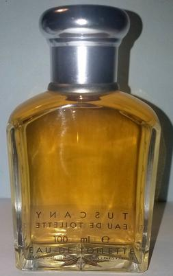 VINTAGE ARAMIS TUSCANY 3.4 oz EDT Cologne Splash For Men