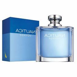 Nautica Voyage Men Eau De Toilette Spray 3.4oz Cologne - Per