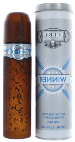 Cuba Cuba Winner EDT Spray 3.3oz