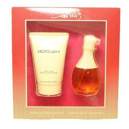Halston Woman's Perfume 2 Pieces Gift Set Spray Cologne and