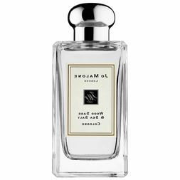 Jo Malone Wood Sage & Sea Salt Cologne 100 ml 3.4 fl. oz. Ne
