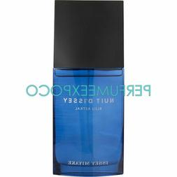 ISSEY MIYAKEY Nuit d'Issey Blue Astral COLOGNE 4.2oz 125ml E