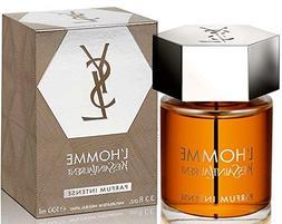 YSL L'HOMME PARFUM INTENSE by Yves Saint Laurent 3.3 Ounce M